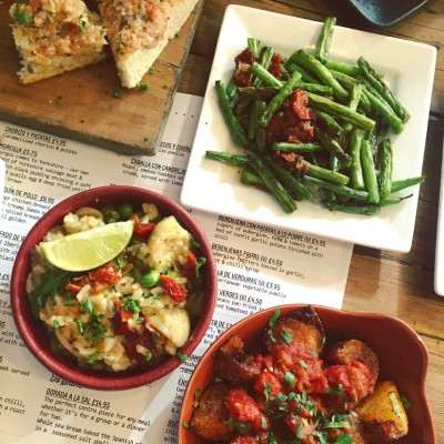 vegan tapas in York