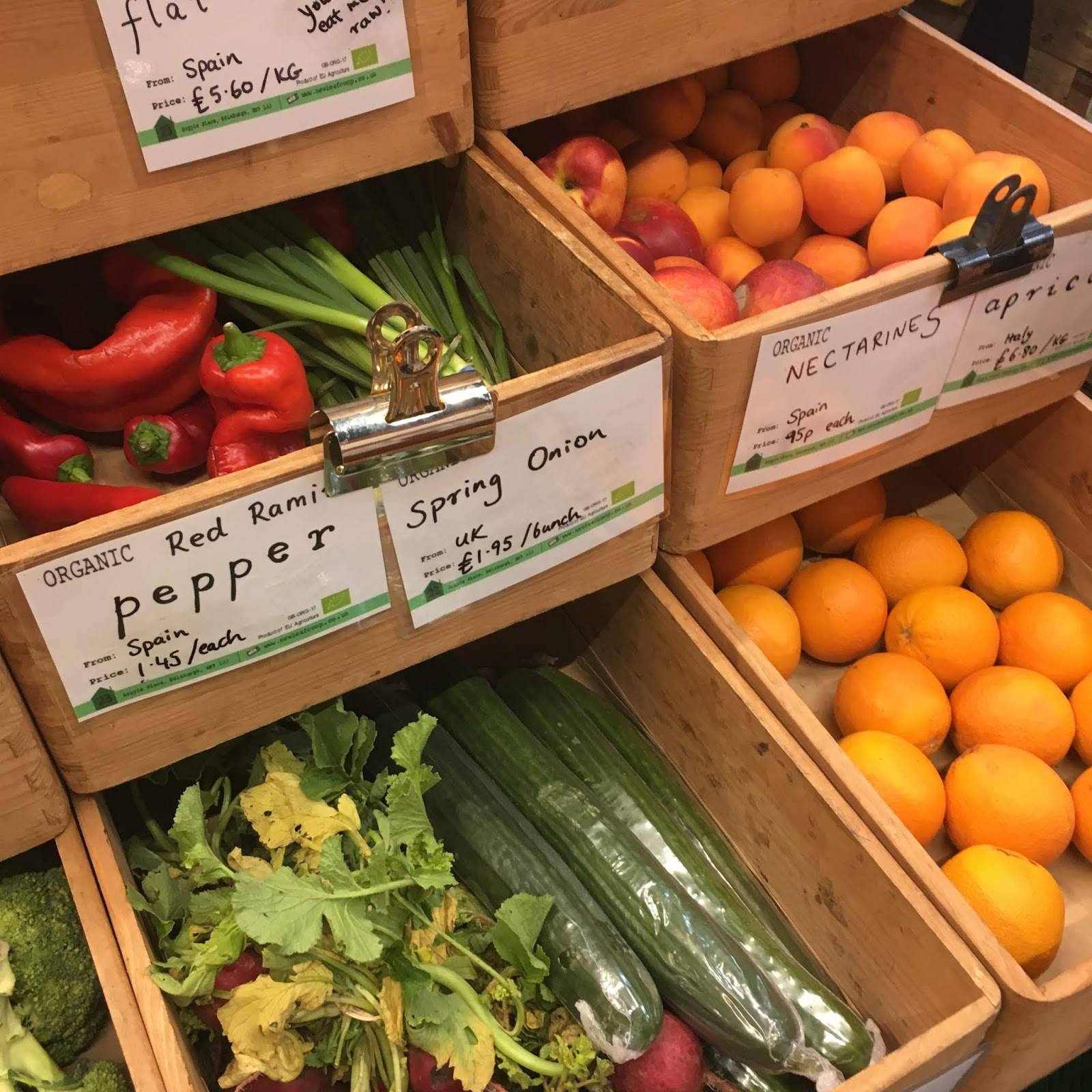 Where To Bulk Buy in Edinburgh | The New Leaf Co-op – Simply